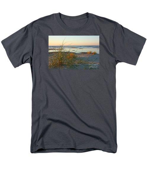 Beach Morning Men's T-Shirt  (Regular Fit) by Kevin McCarthy