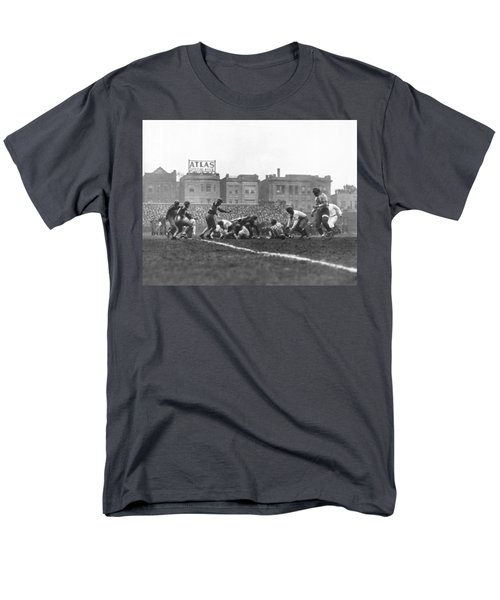 Bears Are 1933 Nfl Champions Men's T-Shirt  (Regular Fit) by Underwood Archives