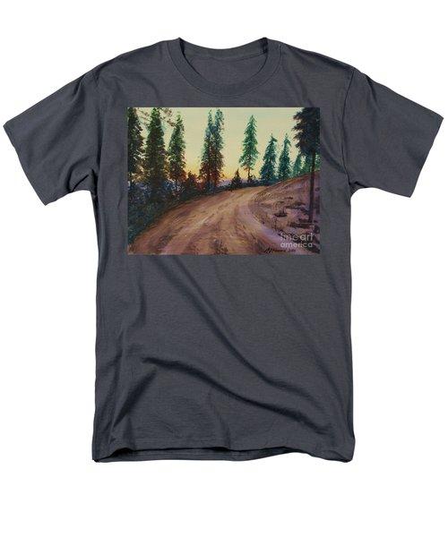 Bergebo Forest Men's T-Shirt  (Regular Fit) by Martin Howard