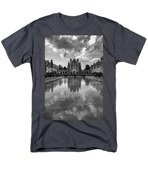 Men's T-Shirt  (Regular Fit) featuring the photograph Berry University by Rebecca Hiatt