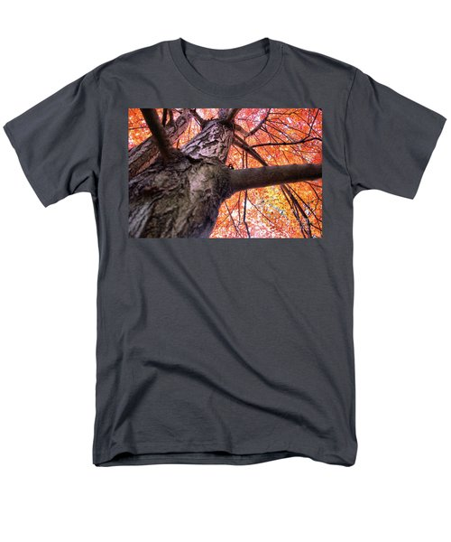 Men's T-Shirt  (Regular Fit) featuring the photograph Bird's Pov ...lol by John S