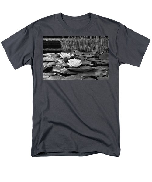 Men's T-Shirt  (Regular Fit) featuring the photograph Black And White Version by John S