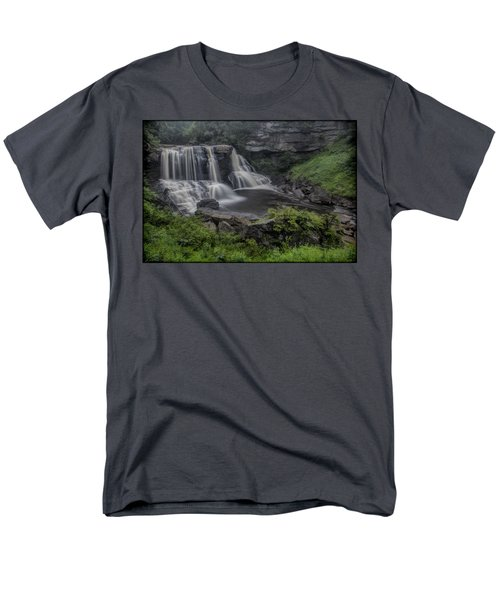 Blackwater Watercolor Men's T-Shirt  (Regular Fit)