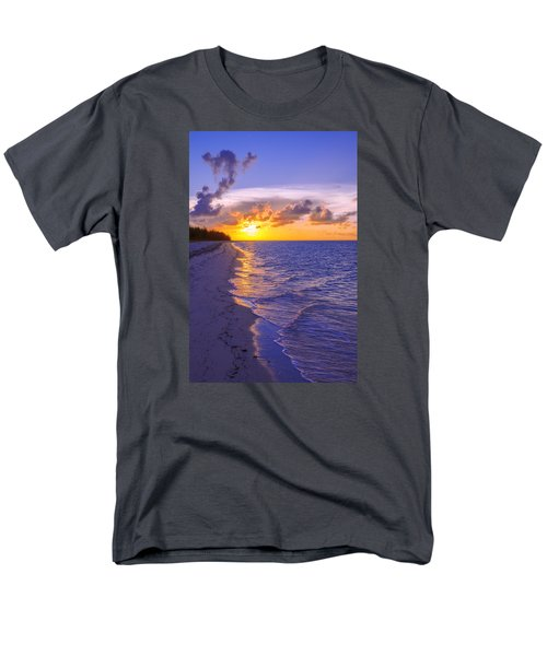 Blaze Men's T-Shirt  (Regular Fit) by Chad Dutson