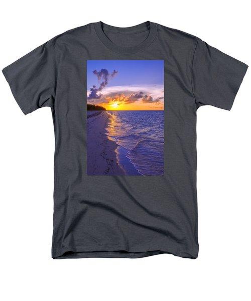 Blaze Men's T-Shirt  (Regular Fit)