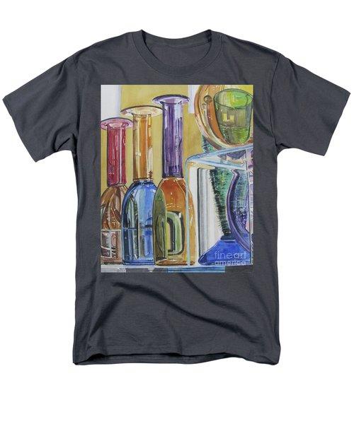 Blown Glass Men's T-Shirt  (Regular Fit)