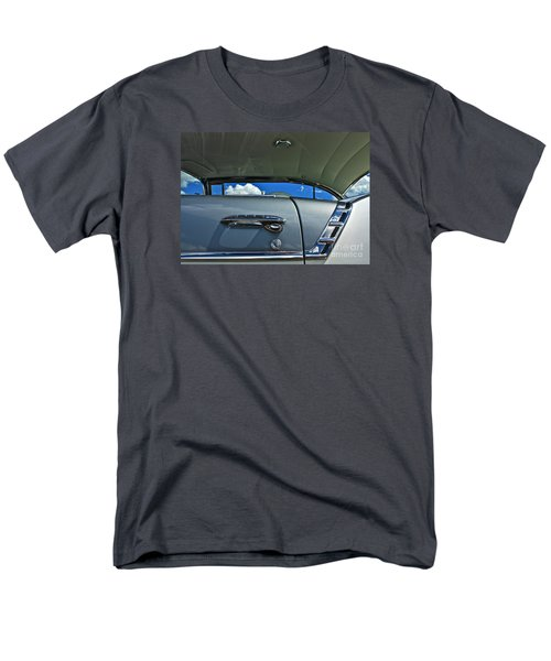 Men's T-Shirt  (Regular Fit) featuring the photograph 1956 Chevy Bel Air by Linda Bianic