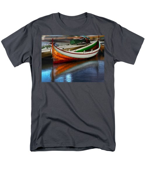 Boat Men's T-Shirt  (Regular Fit) by Rick Mosher