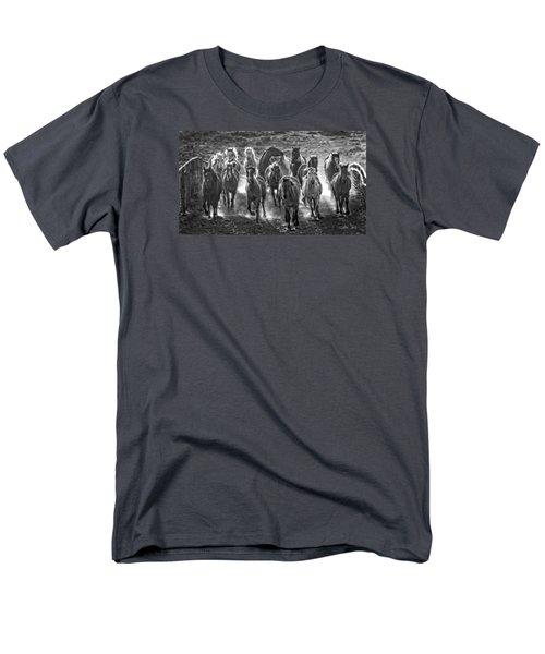 Boss Hoss Men's T-Shirt  (Regular Fit) by Joan Davis