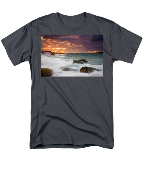 Breathtaking Men's T-Shirt  (Regular Fit) by Mike  Dawson