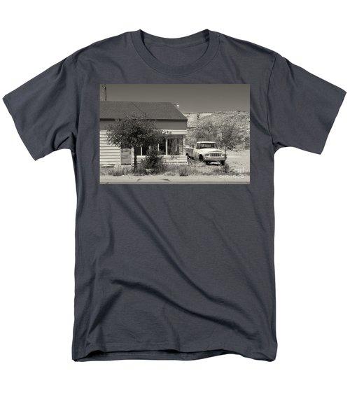 Men's T-Shirt  (Regular Fit) featuring the photograph Broken Dreams by Juergen Klust