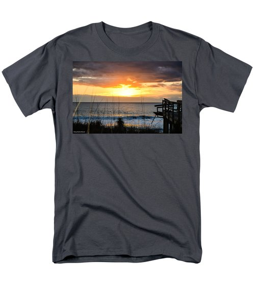 Brokenness And Beauty  Men's T-Shirt  (Regular Fit) by Mary Ward