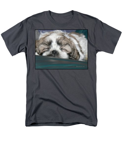 Men's T-Shirt  (Regular Fit) featuring the photograph Bubba by EricaMaxine  Price