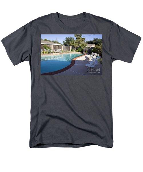Burns 7393 Men's T-Shirt  (Regular Fit) by Alycia Christine