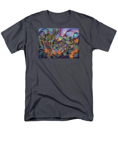 Cactus Dinamicus Men's T-Shirt  (Regular Fit)