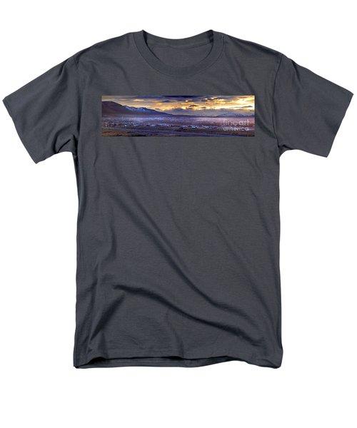 Calafate Panoramic Men's T-Shirt  (Regular Fit) by Bernardo Galmarini