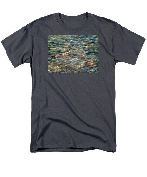 Calming Waters Men's T-Shirt  (Regular Fit) by Susan  Dimitrakopoulos