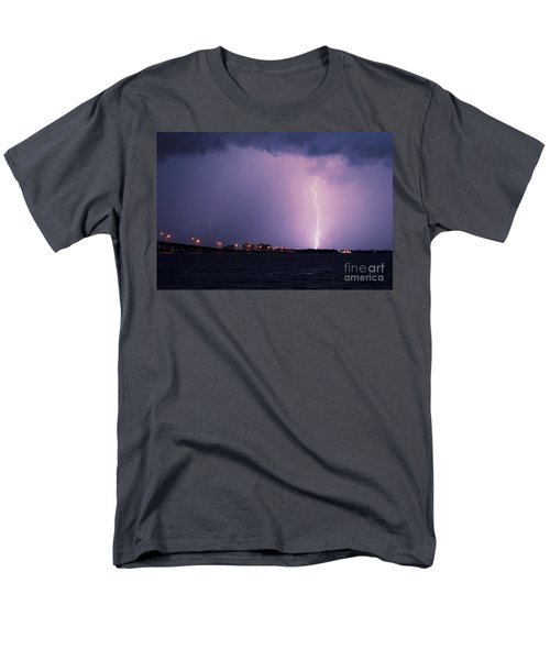 Caloosahatchee River Men's T-Shirt  (Regular Fit)