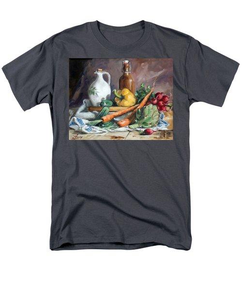 Carrots And Company Men's T-Shirt  (Regular Fit)