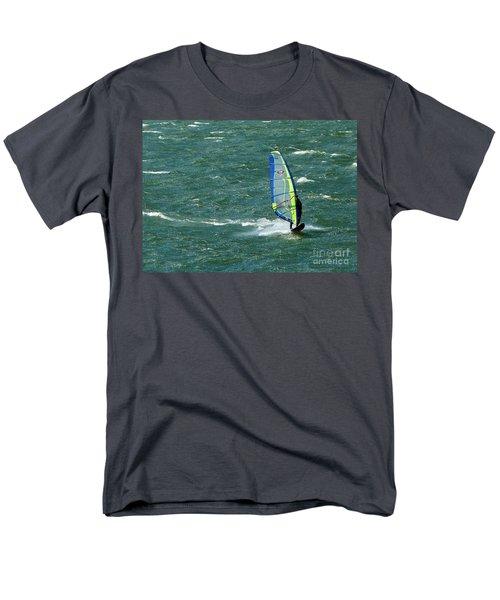 Catching Wind And Surf Men's T-Shirt  (Regular Fit) by Susan Garren