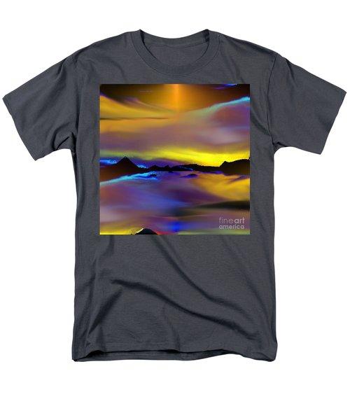 Cebu Sunset Men's T-Shirt  (Regular Fit) by Yul Olaivar