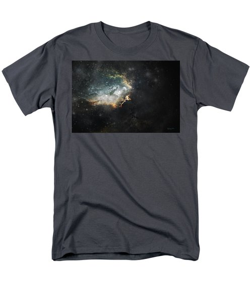 Men's T-Shirt  (Regular Fit) featuring the photograph Celestial by Cynthia Lassiter