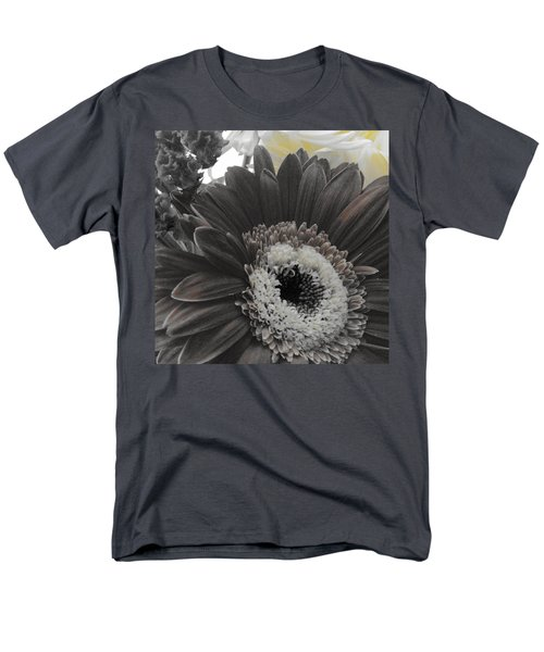 Men's T-Shirt  (Regular Fit) featuring the photograph Centerpiece by Photographic Arts And Design Studio