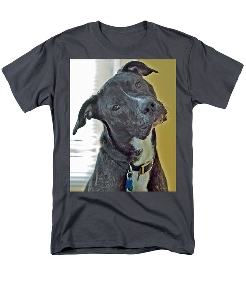 Men's T-Shirt  (Regular Fit) featuring the photograph Charlie by Lisa Phillips