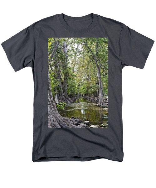 Cibolo Creek - 2 Men's T-Shirt  (Regular Fit)