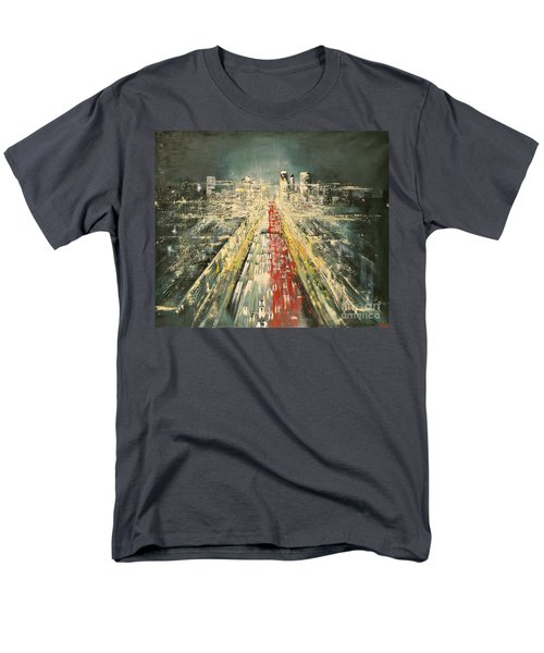 City Of Paris Men's T-Shirt  (Regular Fit)