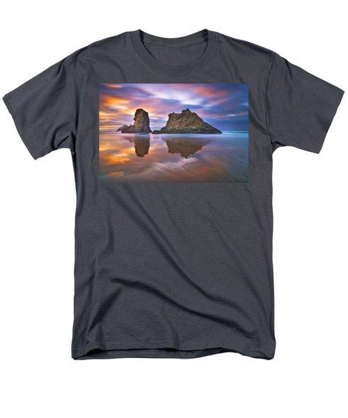 Coastal Cloud Dance Men's T-Shirt  (Regular Fit) by Darren  White