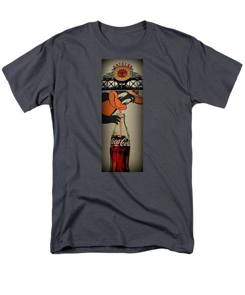 Coca Cola Orioles Sign Men's T-Shirt  (Regular Fit)