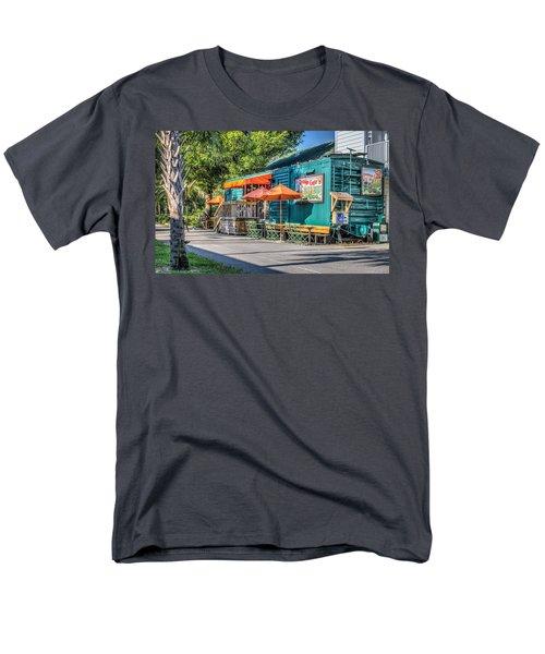 Coffee Shop Men's T-Shirt  (Regular Fit) by Jane Luxton