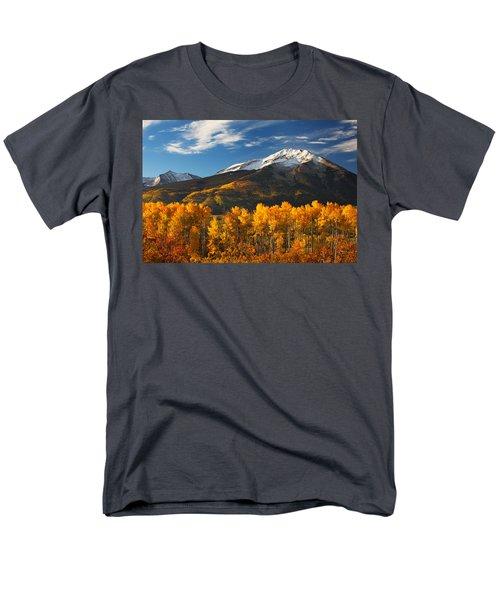 Colorado Gold Men's T-Shirt  (Regular Fit) by Darren  White
