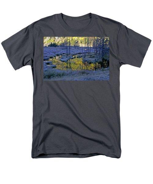 Men's T-Shirt  (Regular Fit) featuring the photograph Colour Palette by Jeremy Rhoades