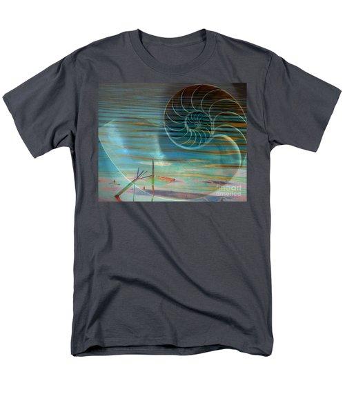 Conch Men's T-Shirt  (Regular Fit)