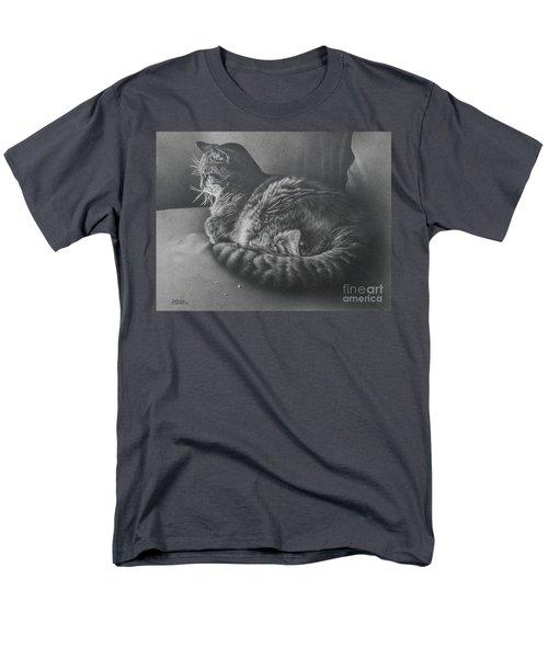 Contentment Men's T-Shirt  (Regular Fit)