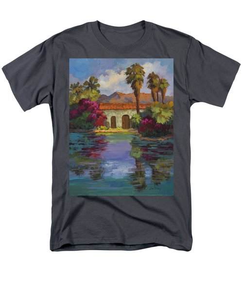 Cool Waters 2 Men's T-Shirt  (Regular Fit) by Diane McClary
