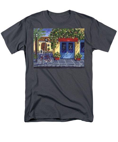 Corner Store Men's T-Shirt  (Regular Fit) by Val Miller
