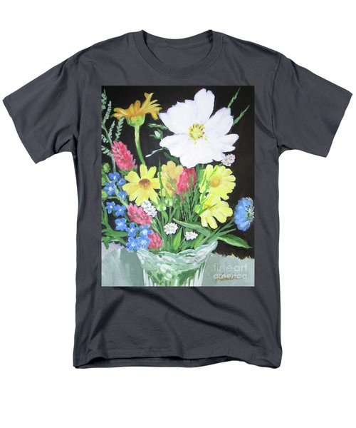 Cosmos And Her Wild Friends Men's T-Shirt  (Regular Fit)