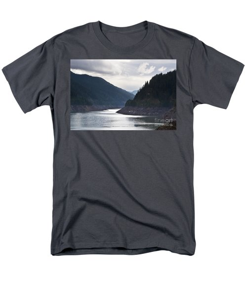 Men's T-Shirt  (Regular Fit) featuring the photograph Cougar Reservoir by Belinda Greb