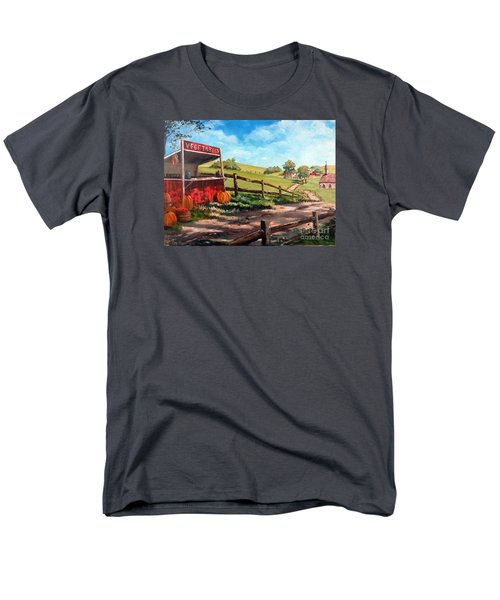 Country Life Men's T-Shirt  (Regular Fit)