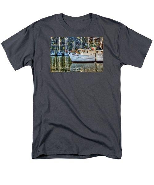 Crimson Tide In The Sunshine Men's T-Shirt  (Regular Fit)