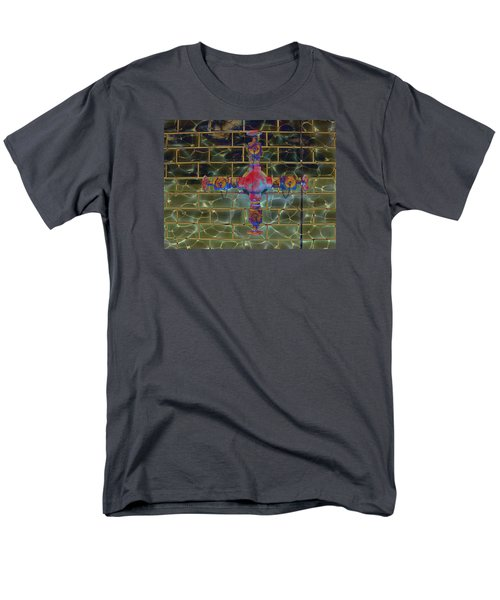 Men's T-Shirt  (Regular Fit) featuring the photograph Cruciform The Second by MJ Olsen