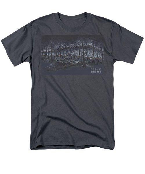 Culp's Hill Assault Men's T-Shirt  (Regular Fit) by Scott and Dixie Wiley