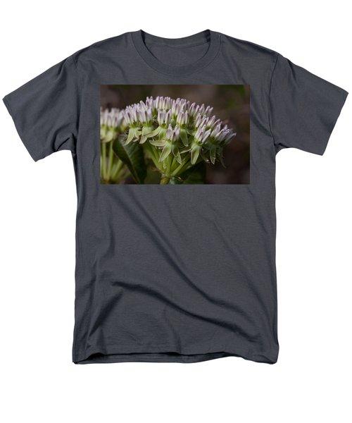 Men's T-Shirt  (Regular Fit) featuring the photograph Curtiss' Milkweed #3 by Paul Rebmann