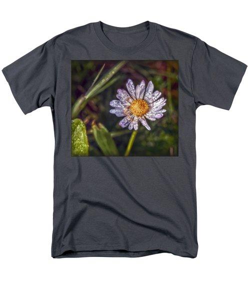 Men's T-Shirt  (Regular Fit) featuring the photograph Daisy by Hanny Heim