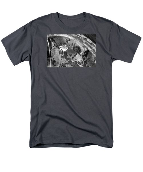 Men's T-Shirt  (Regular Fit) featuring the photograph Daisy by John Schneider
