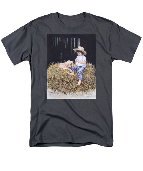 Daisy Men's T-Shirt  (Regular Fit) by Nancy Cupp