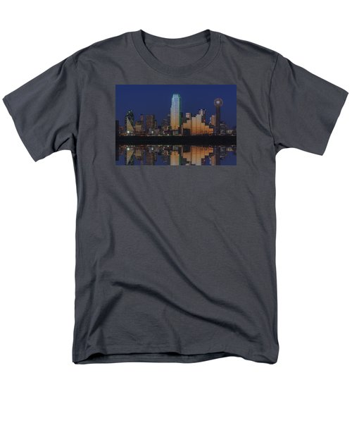 Dallas Aglow Men's T-Shirt  (Regular Fit)